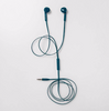 heyday™ Wired In-Ear Flat Cable Earbuds - Dark Teal