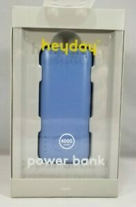 heyday™ 4000mAh Power Bank - Bicycle Blue