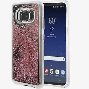 Case-Mate Samsung Galaxy S8 Waterfall Case - Rose Gold