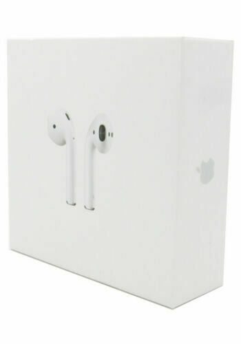 Apple AirPods 2nd Generation Wireless Earbuds & Charging Case MV7N2AM/A