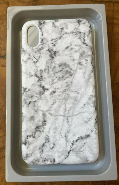 heyday™ Apple iPhone XS Max Case - White Marble