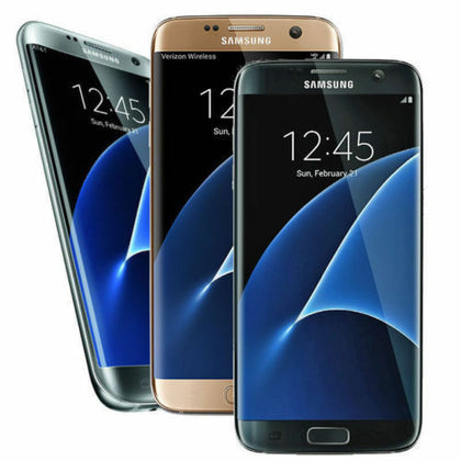 Samsung Galaxy S7 Edge (Unlocked) AT&T, T-MOBILE & VERIZON