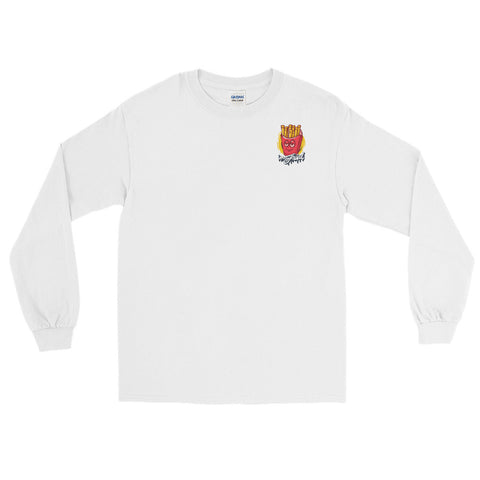 Im Fried Fries Long Sleeve Tee