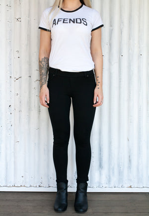 Penelope Ponte Pants | Spicy Sugar- JorgiaKate Clothing