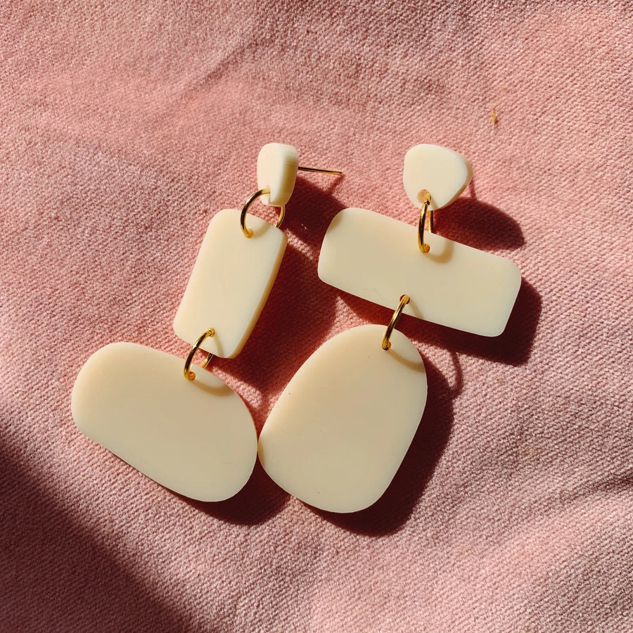 Polly Mis-Matched Earrings