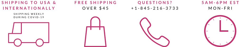 Shipping, Questions, Store Hours Banner