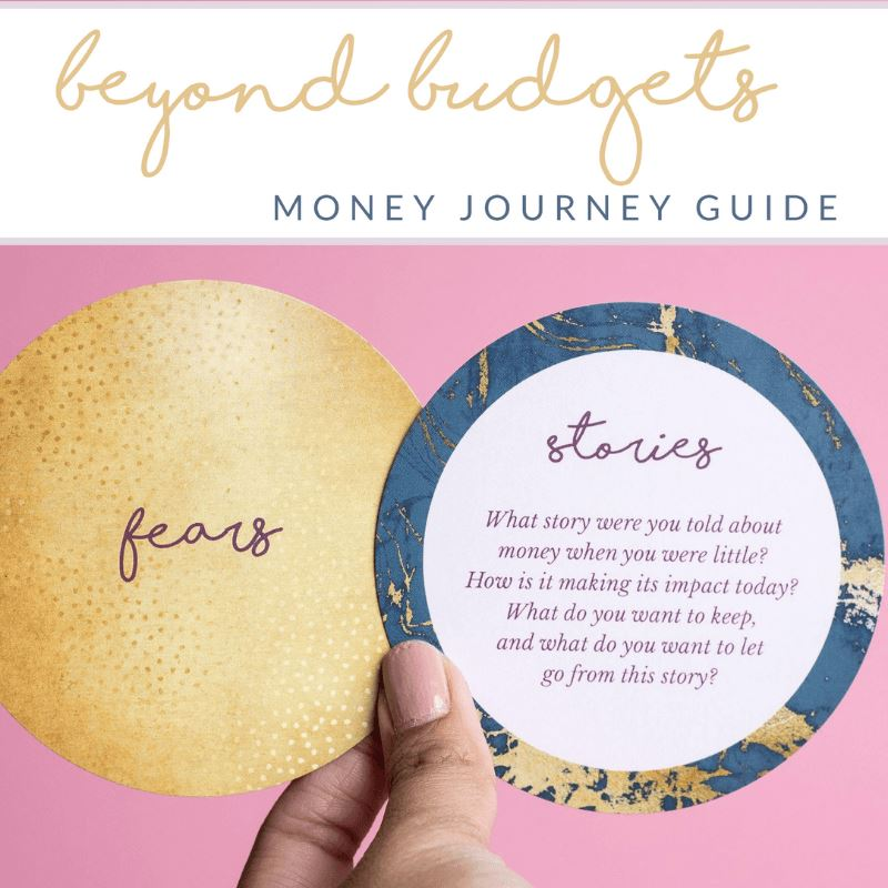 Beyond Budgets Money Journey Guide Digital Product Girls Gone Happy Square
