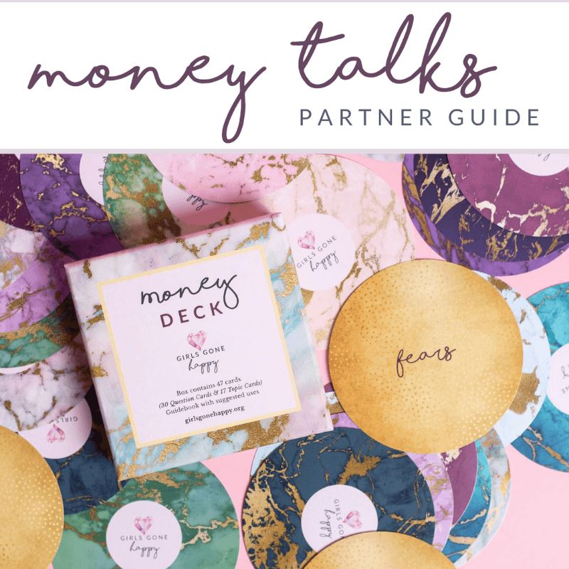 Money Talks Partner Guide Digital Product Girls Gone Happy