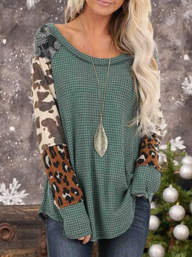 Long Sleeve Casual Shirts Blouses