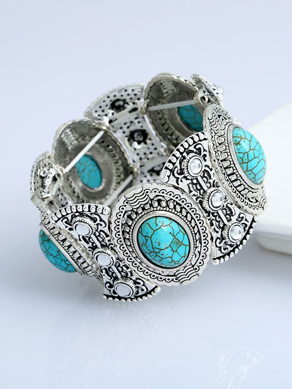 As Picture Alloy Vintage Bracelets
