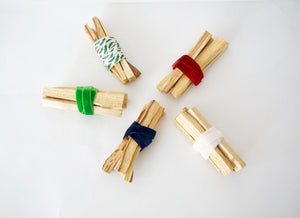 PALO SANTO BUNDLE - VELVET RIBBON