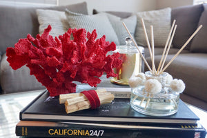 COFFEE TABLE BOOK TOPPERS - 4 ITEMS-