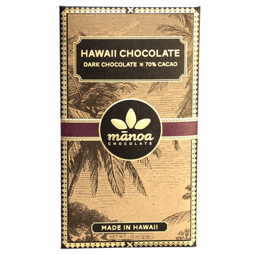 70% Hawaii Island Bar