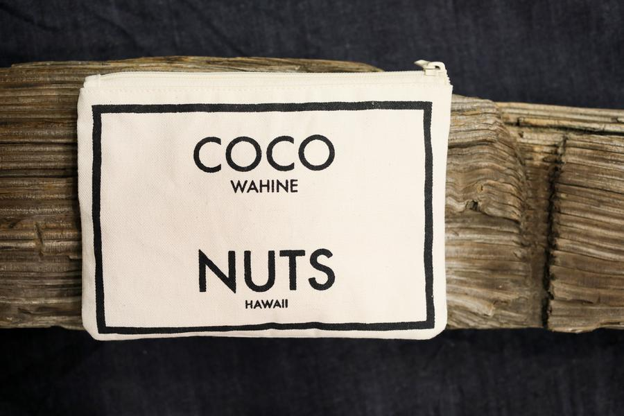 Coco Nuts - Large Clutch Natural