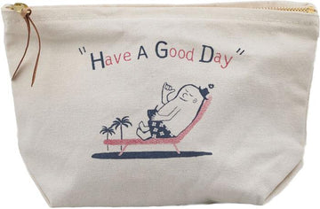 Zipper Pouch - Have A Good Day