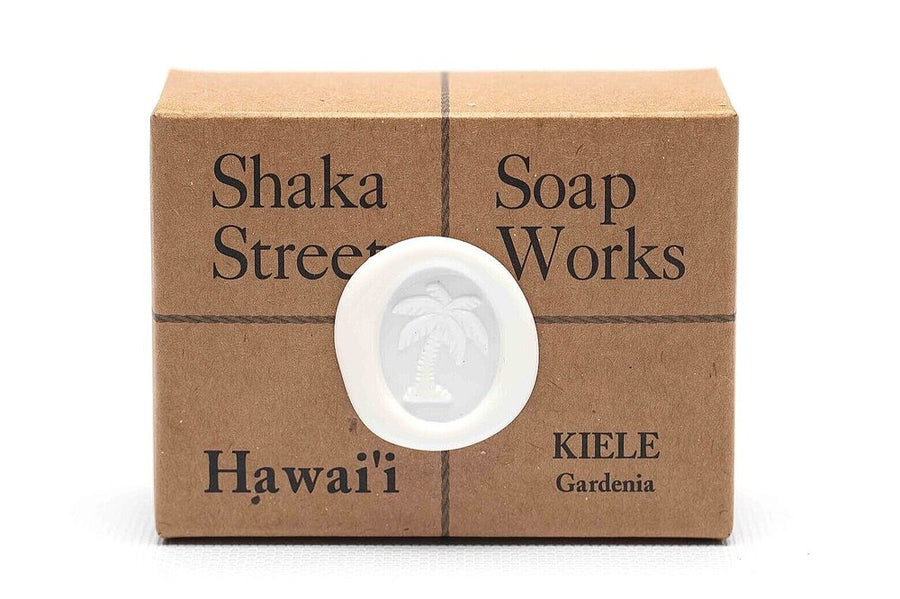 Kiele (Gardenia) Luxury Soap