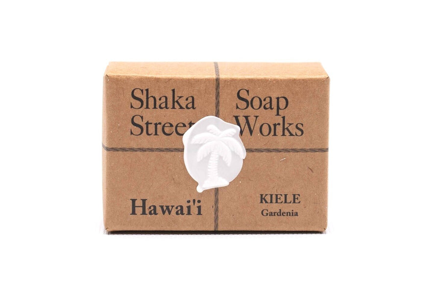 Mini Kiele (Gardenia) Luxury Soap