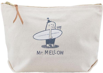 Zipper Pouch - Mr Mellow