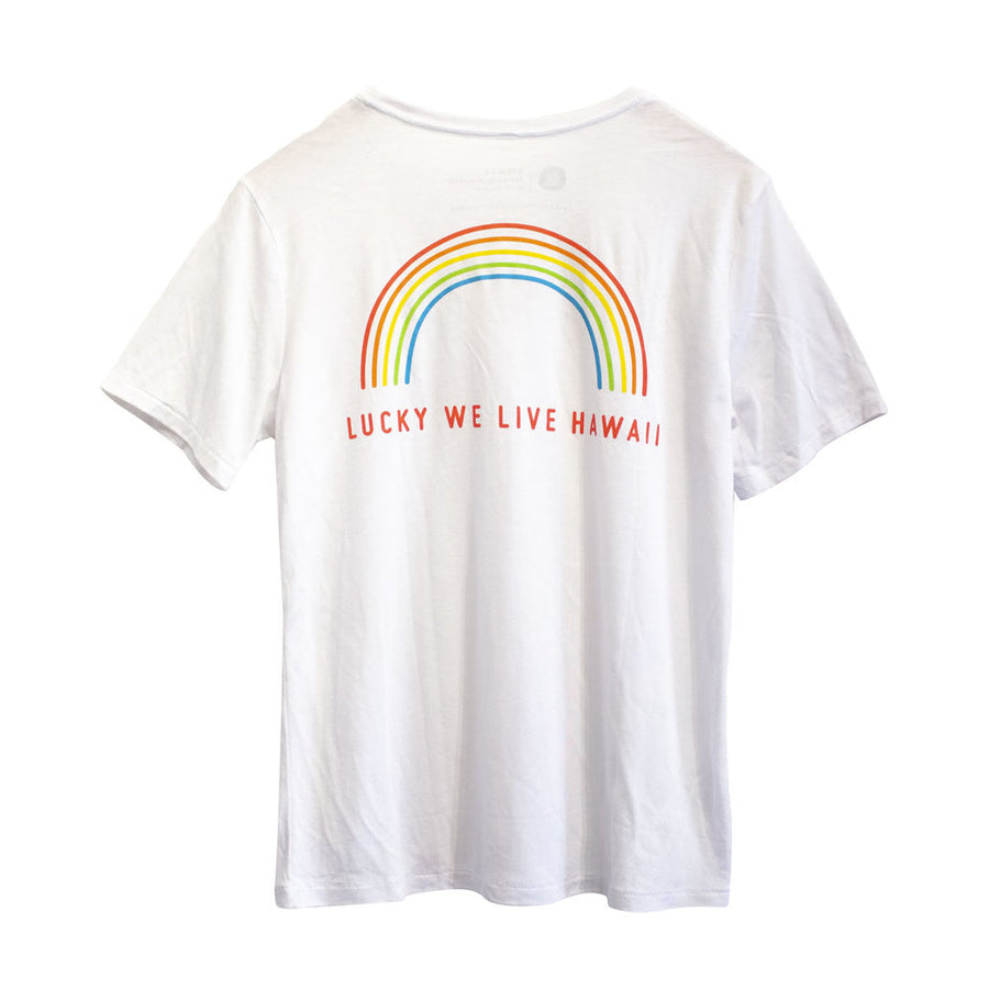 Rainbow Pocket Tee