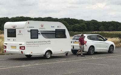 Learning To Tow A Caravan