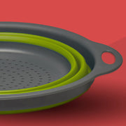 Collapsible Colander with Handle