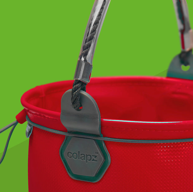 Collapsible Love Caravaning Bucket