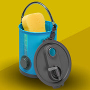 Collapsible 2-in-1 Water Carrier & Bucket