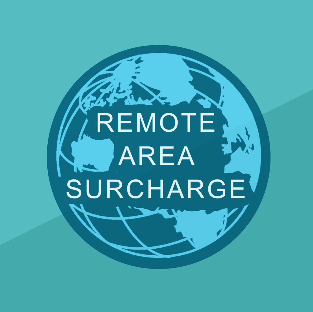 Image result for remote area surcharge