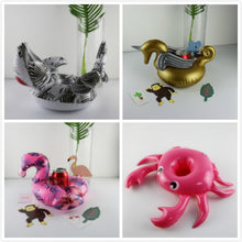 Load image into Gallery viewer, Flamingo Unicorn Donut Pool