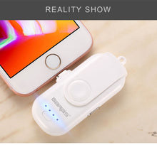 Load image into Gallery viewer, Mini Magnetic PowerBank C 1000mAh