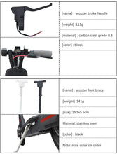 Load image into Gallery viewer, Xiaomi Mijia M365 Scooter REPAIR PARTS