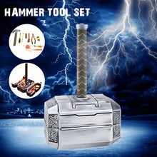Load image into Gallery viewer, Household DIY Multifunctional Thor Hammer Tool Kit