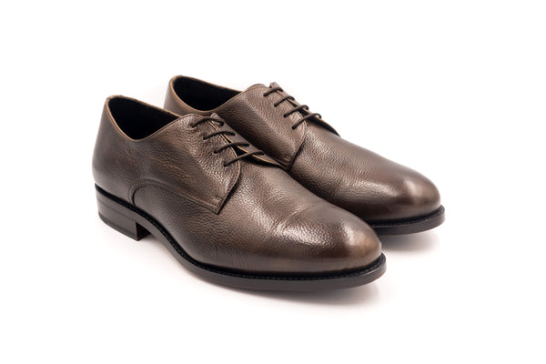 Lincoln - Dark Brown (Grain Leather)