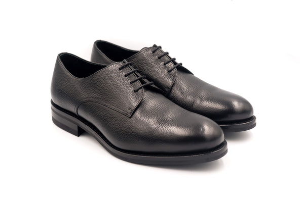 Lincoln - Black (Grain Leather)