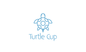 Turtle cup reusable coffe cup