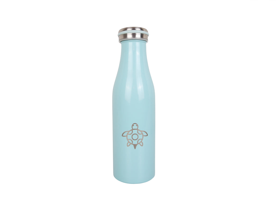 Water bottle, blue - 500ml