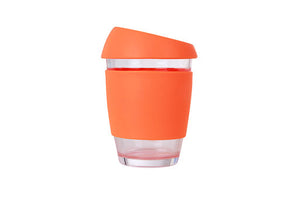 Coffee Cup, Orange - 12oz