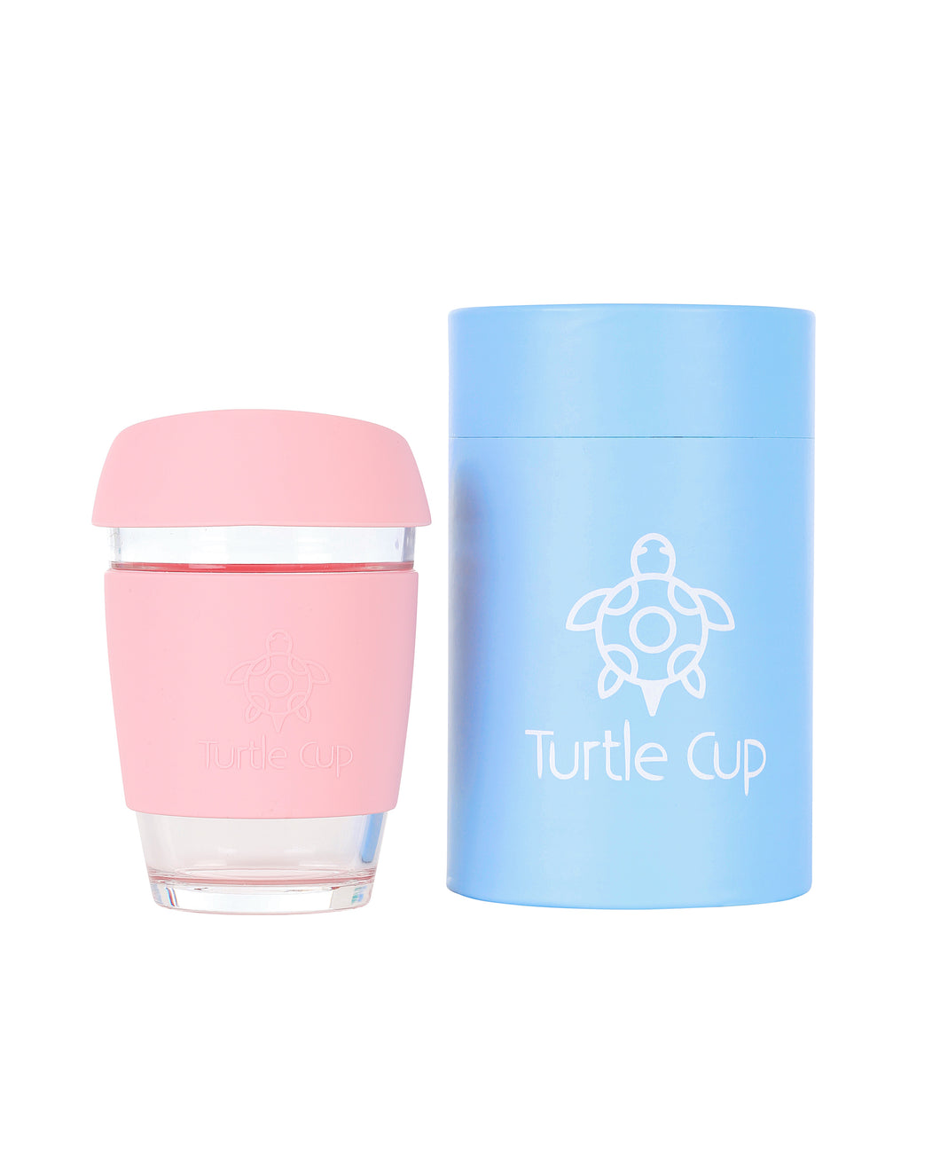 Coffee cup, rose pink - 12oz