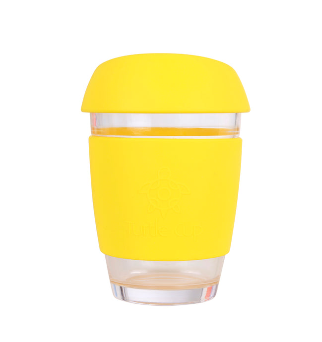 Coffee Cup, Yellow - 12oz