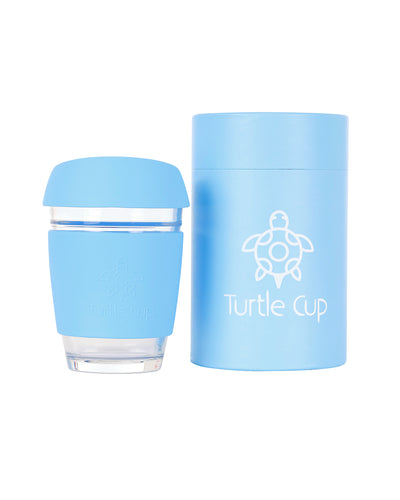 Coffee cup, sky blue - 12oz