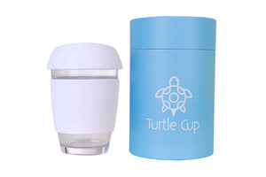 Coffee Cup, White - 12oz