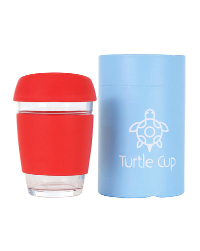 Coffee Cup, red - 12oz