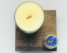 Load image into Gallery viewer, Espresso Stained Candle Riser