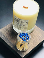 Espresso Stained Candle Riser