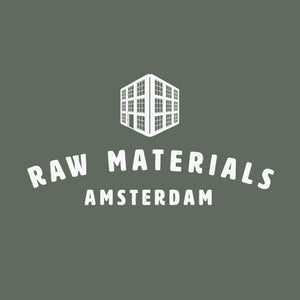 raw materials is a home decor and interiors brand from amsterdam. Raw Materials specialises in the creation of sustainable furniture, lighting, and accessories. The brand also collect rare and unique items from around the world to sell online