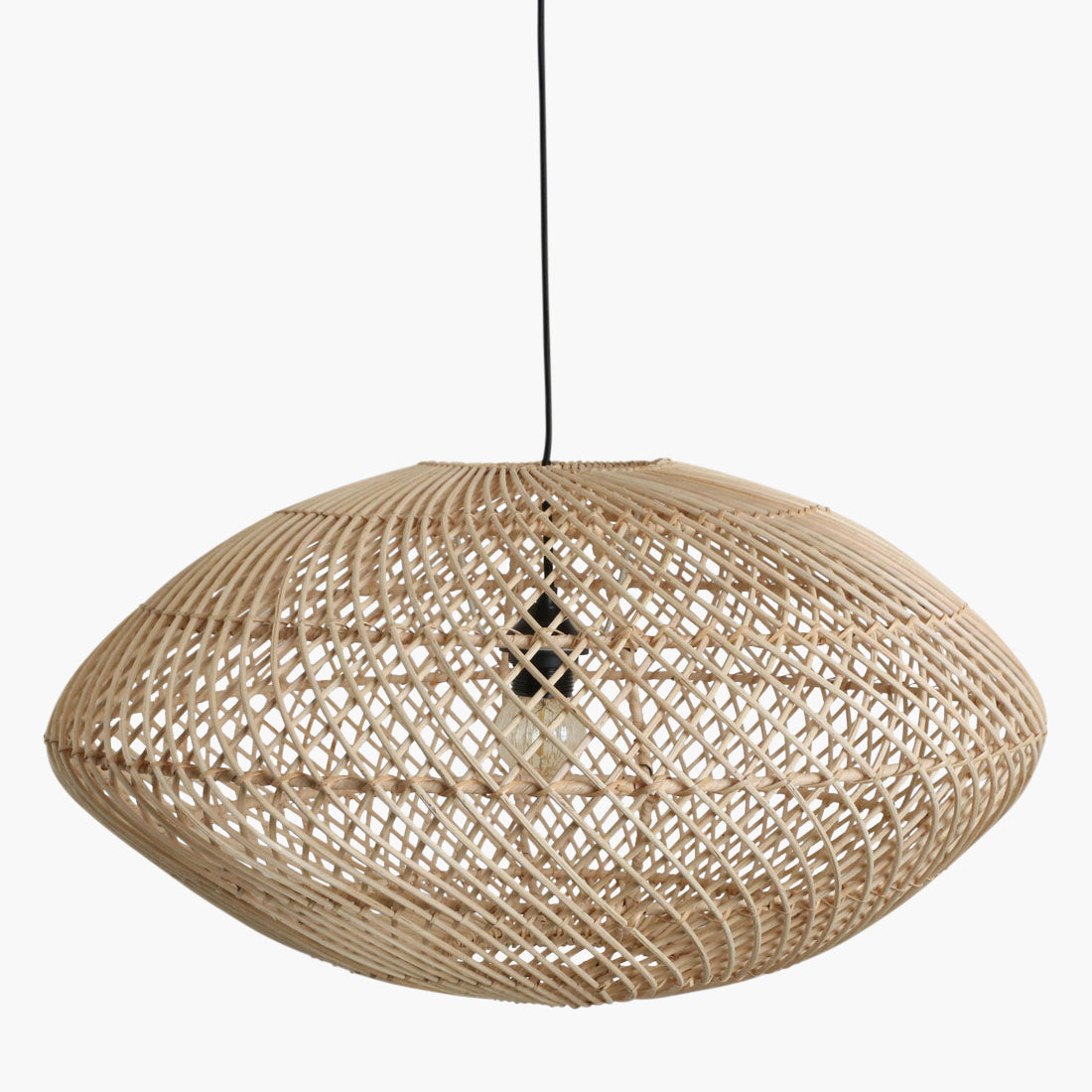 Maze lamp Ellipse natural