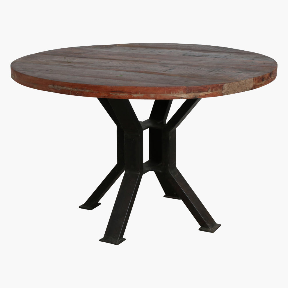 Factory table top round Ø120cm