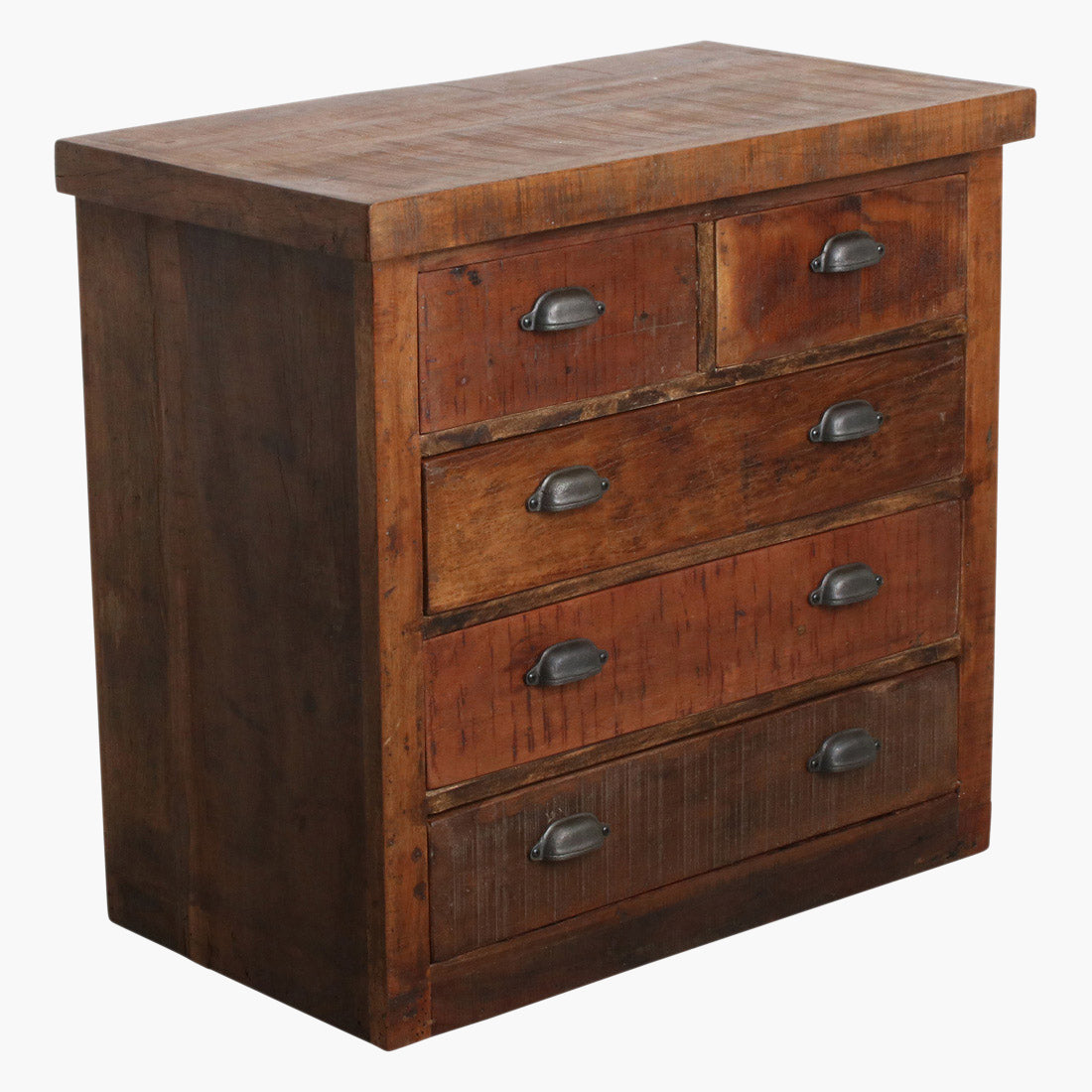 Factory 5-drawer sideboard