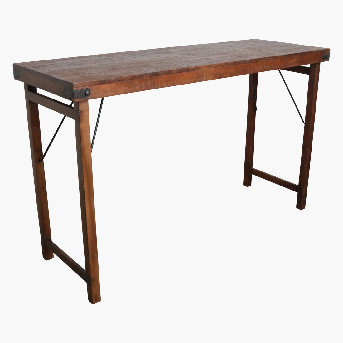 Market bar table brown