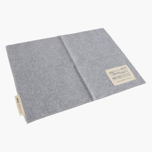 Placemats set/2 light blue